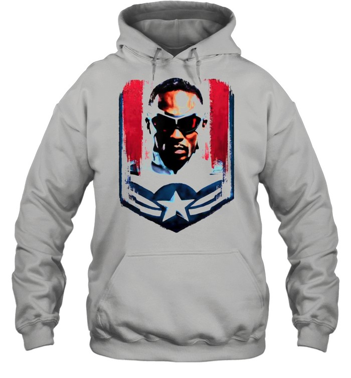 Marvel The Falcon and the Winter Soldier Sam Captain America  Unisex Hoodie
