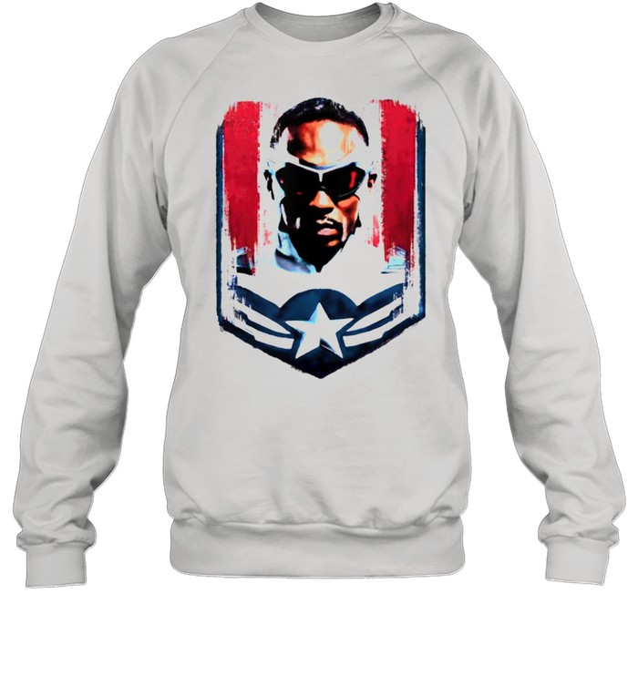 Marvel The Falcon and the Winter Soldier Sam Captain America  Unisex Sweatshirt