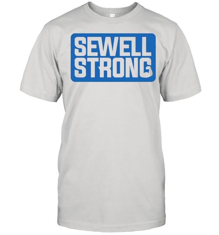 Sewell strong shirt Classic Men's T-shirt