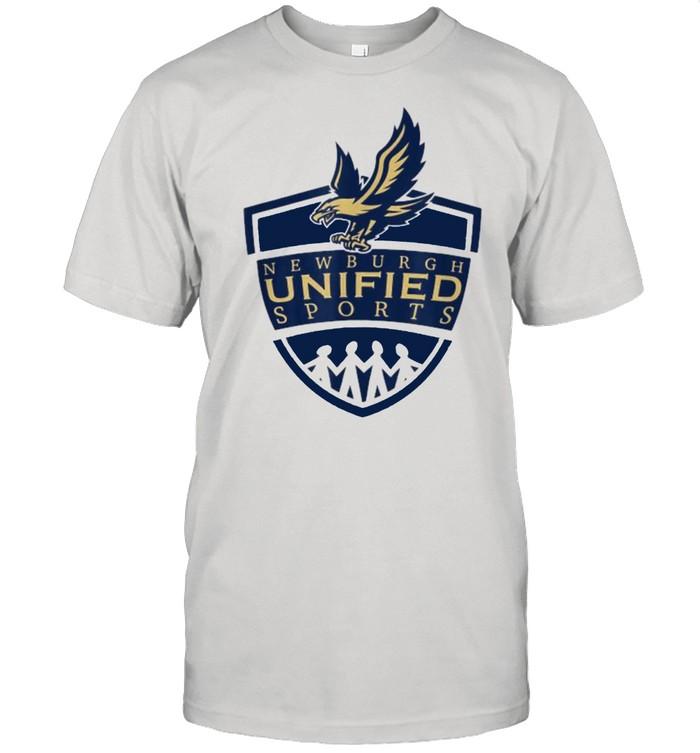 Newburgh Unified Sports Logo  Classic Men's T-shirt