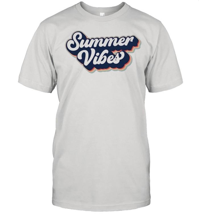 Summer Vibes shirt Classic Men's T-shirt
