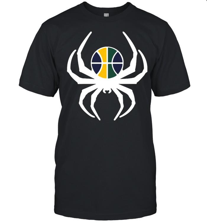 Spider Oklahoma City Thunder shirt Classic Men's T-shirt