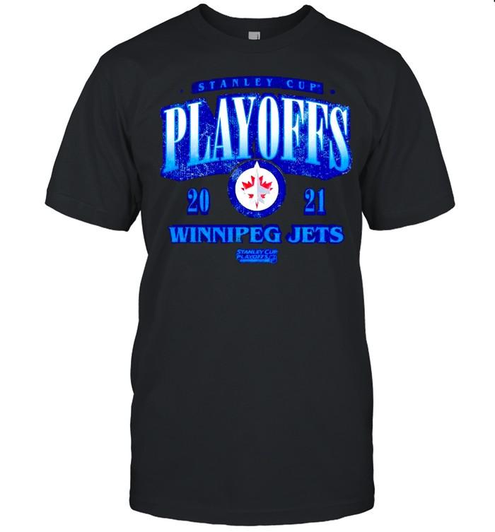 Stanley Cup Playoffs winnipeg Jets shirt Classic Men's T-shirt