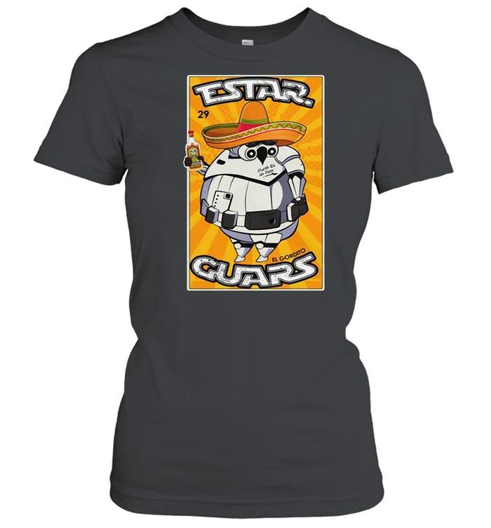 Estar El Gordito Guars  Classic Women's T-shirt