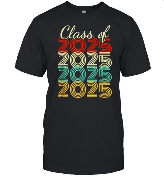 Class Of 2025 Vintage  Classic Men's T-shirt