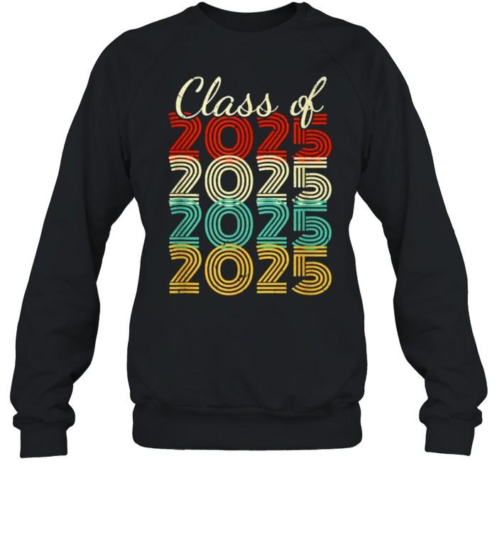Class Of 2025 Vintage  Unisex Sweatshirt