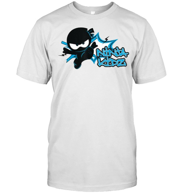 Ninja Kidz Warrior T- Classic Men's T-shirt