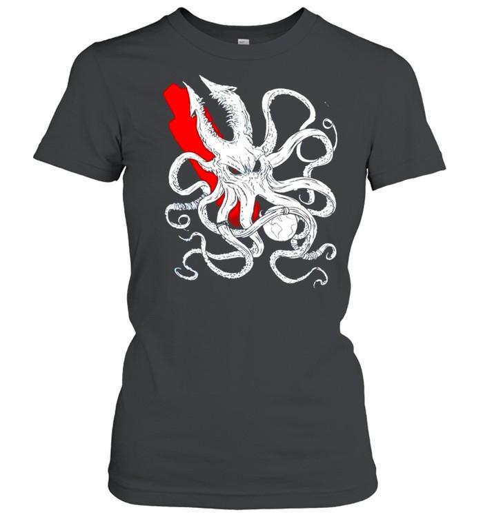 Bray Wyatt Octopus shirt Classic Women's T-shirt