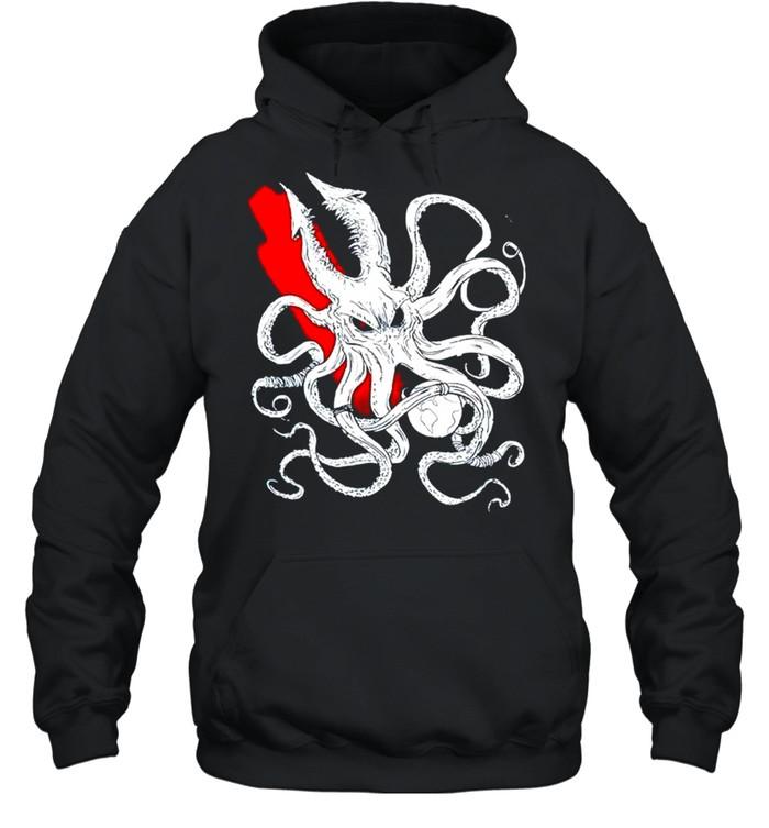 Bray Wyatt Octopus shirt Unisex Hoodie