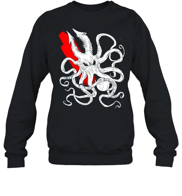 Bray Wyatt Octopus shirt Unisex Sweatshirt