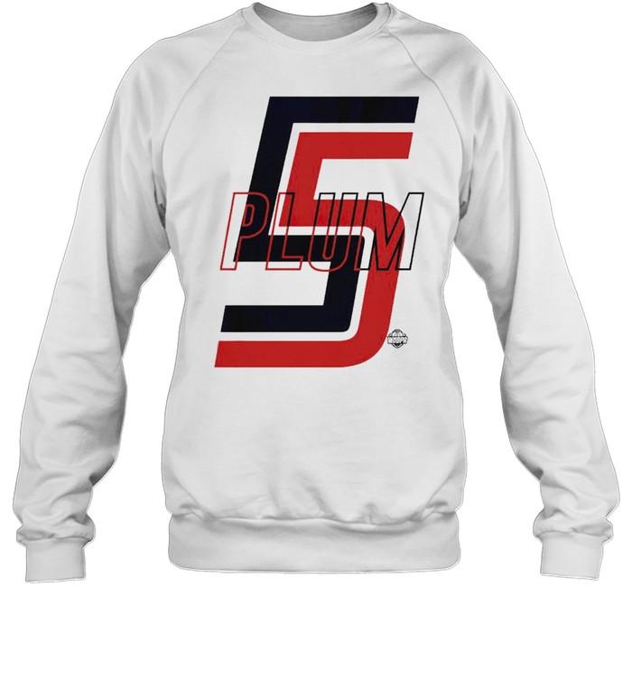 Americas squad 3×3 Kelsey Plum shirt Unisex Sweatshirt