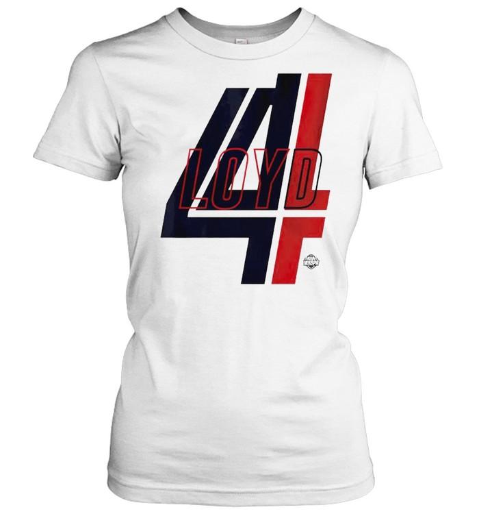 Americas squad backcourt Jewell Loyd shirt Classic Women's T-shirt