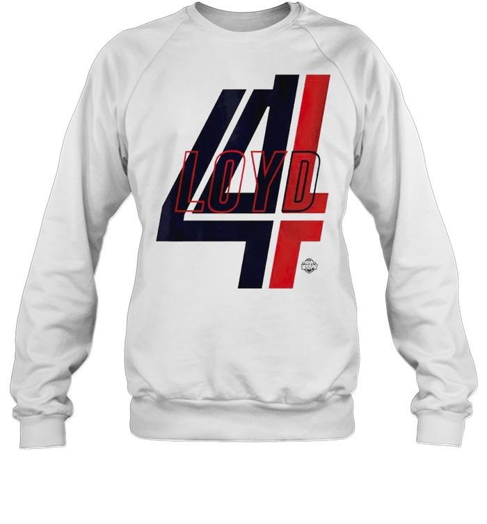 Americas squad backcourt Jewell Loyd shirt Unisex Sweatshirt