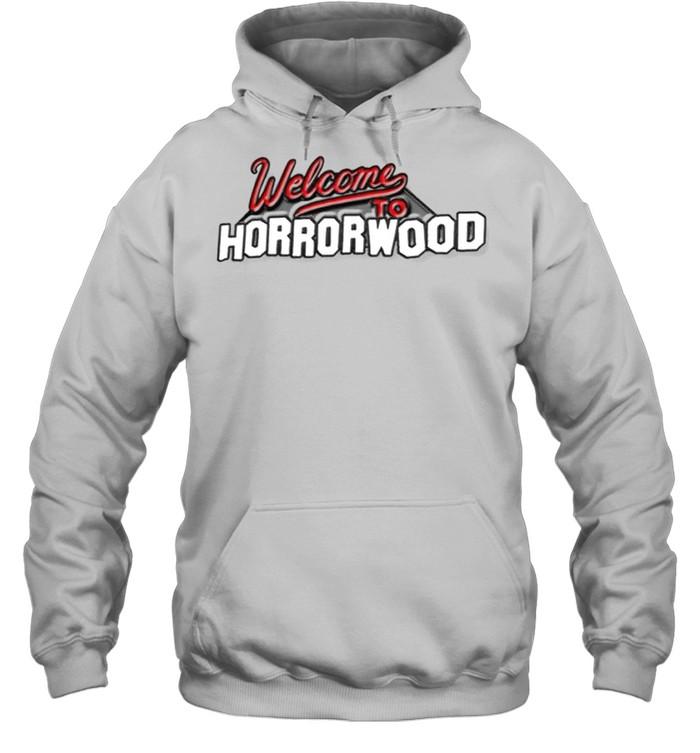 Ice Nine Kills welcome to horrorwood shirt Unisex Hoodie