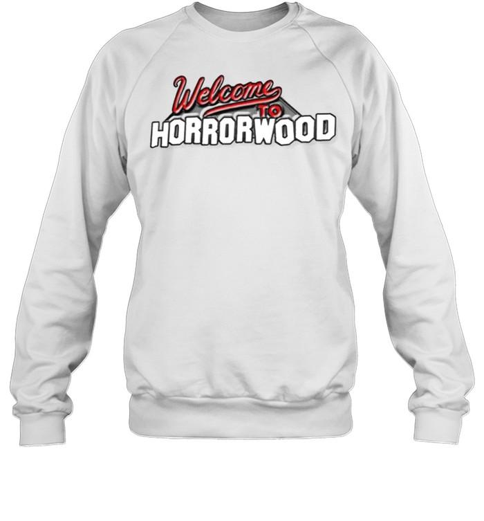 Ice Nine Kills welcome to horrorwood shirt Unisex Sweatshirt