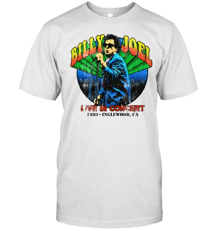 Billy Joel live in concert shirt Classic Men's T-shirt