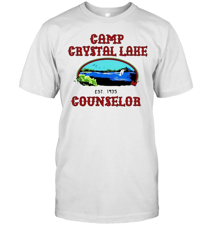 Friday The 13th Camp Crystal Lake Counselor shirt Classic Men's T-shirt