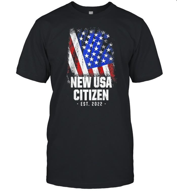 New USA Citizen American US Citizenship shirt Classic Men's T-shirt