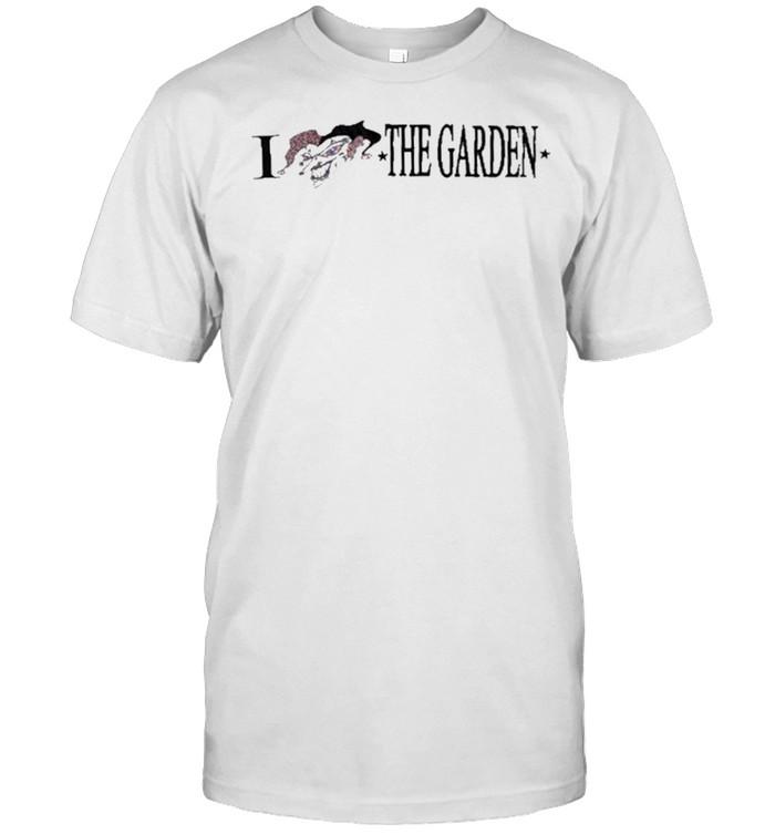 I luv the garden shirt