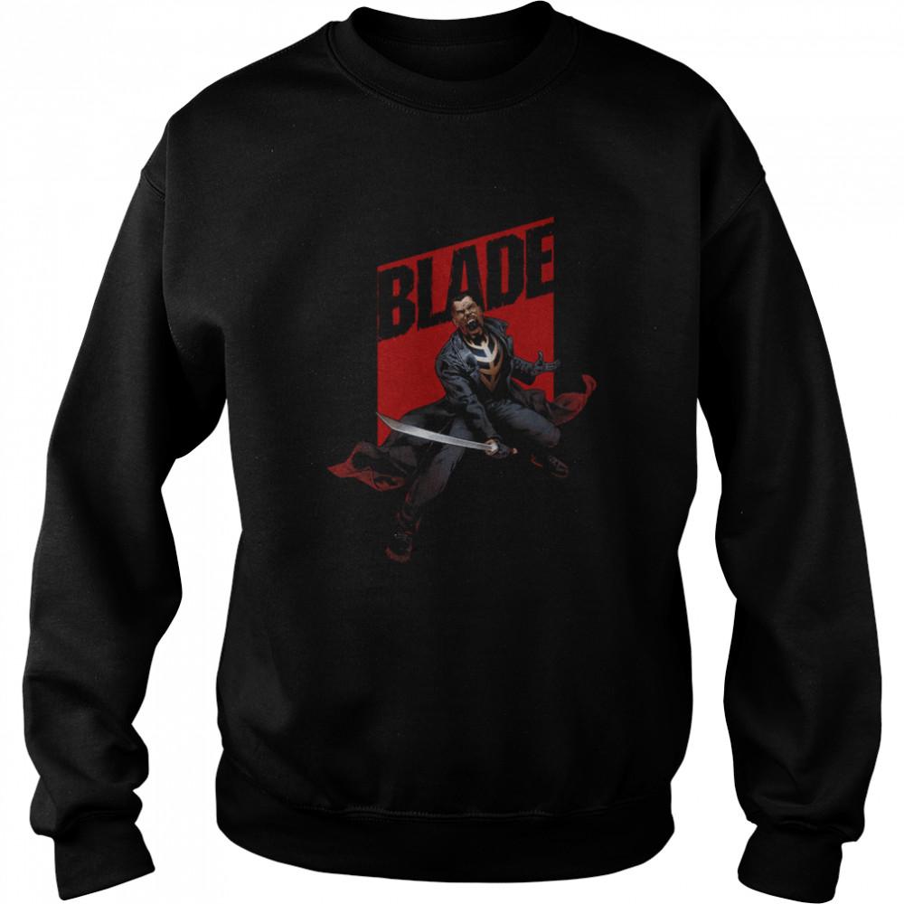 Blade T- Unisex Sweatshirt
