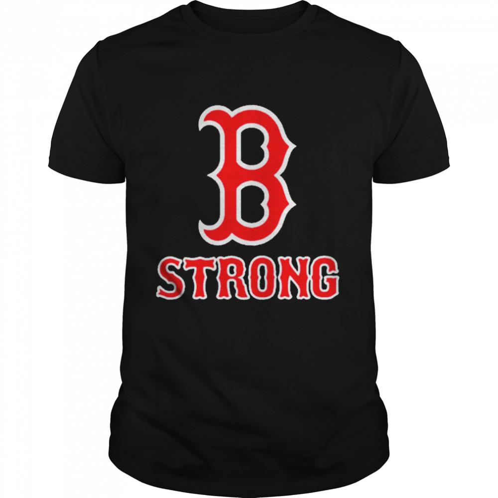 Boston Red Sox Boston Strong Champion Men's Gray Medium Shirt
