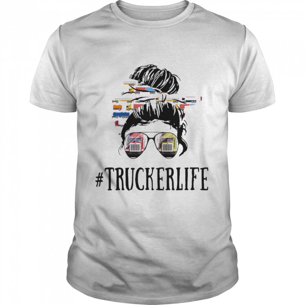 #Truckerlife Shirt
