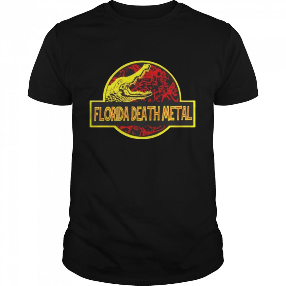 florida death metal shirt Classic Men's T-shirt