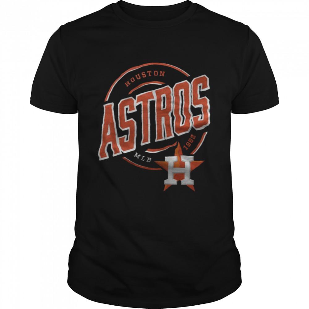 The Northwest Houston Astros Campaign Fleece Blanket  Classic Men's T-shirt