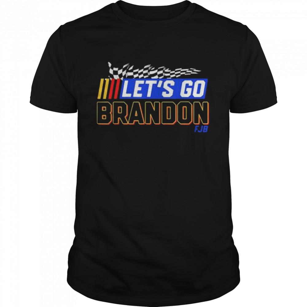 America Let's Go Brandon FJB Tee  Classic Men's T-shirt