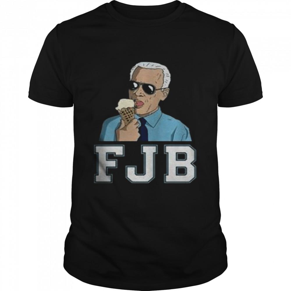 Fjb eat cream shirt Classic Men's T-shirt