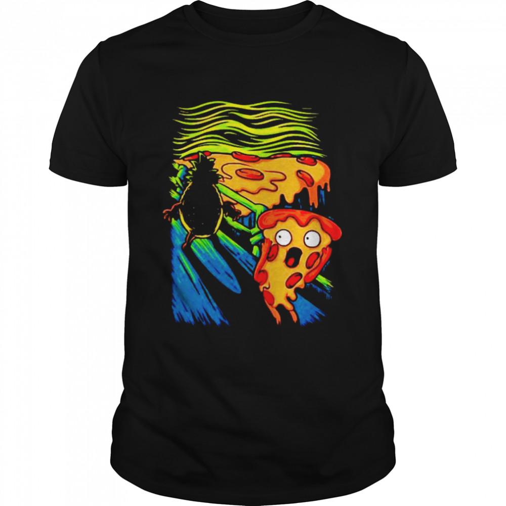 Pineapple Pizza Nightmare shirt Classic Men's T-shirt